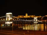 Treasure Hunt at night in Budapest