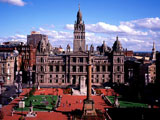 Glasgow corporate treasure hunt for corporate events, corporate entertainment and corporate hospitality