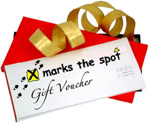 Treasure Hunt Gift Voucher
