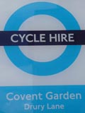London cycle hire scheme logo