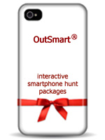 Smartphone Treasure Hunt Packages